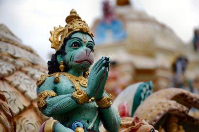Hanuman, una storia di amicizia e fiducia