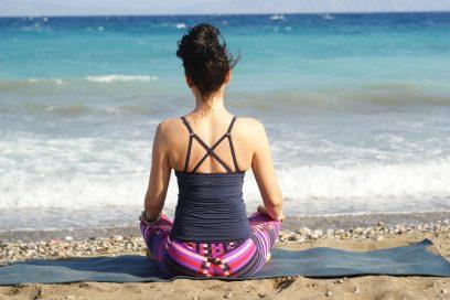 Il nostro blog va in vacanza! E lo yoga?